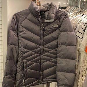 Women's northface puffer jacket
